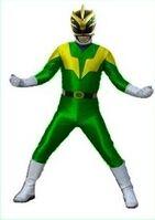 Green Ninjetti Ranger