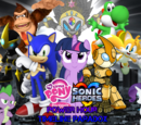 My Little Pony/Sonic Heroes Power Hour Timeline Paradox