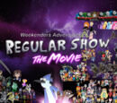 Weekenders Adventures of Regular Show: The Movie