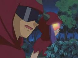 Team Magma grunts anime