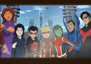Teen Titans (DC animated universe movie version)