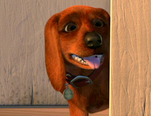 Younger Buster (Toy Story)