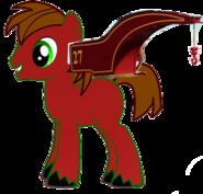 Harvey pony