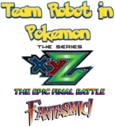 Team Robot in Pokemon XY&Z Final Battle Logo