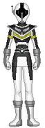 9. White Data Squad Ranger