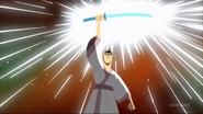 Go with new katana