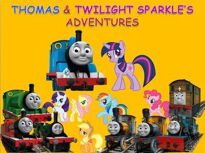 Thomas & Twilight Sparkle's Adventures