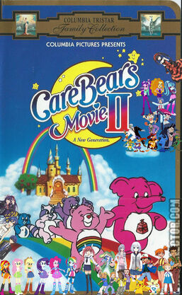 Weekenders Adventures of Care Bears Movie II A New Generation