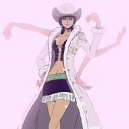 Flower-Flower Fruit (One Piece)