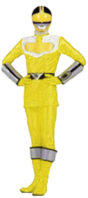 Time Force Yellow Ranger (skirted)