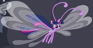 Twilight Sparkle as a Breezie