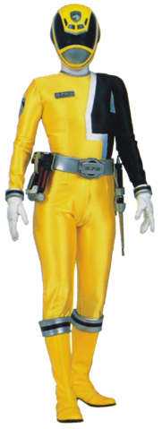 File:S.P.D. Yellow Ranger.png