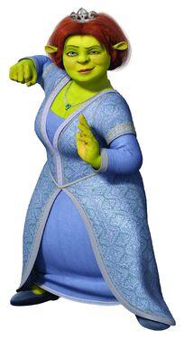 Princess Fiona (Ogre)
