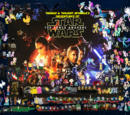 Brian and the Eeveelution Family's Adventures of Star Wars Episode VII: The Force Awakens