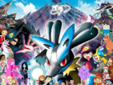 Tino's Adventures of Pokémon: Lucario and the Mystery of Mew