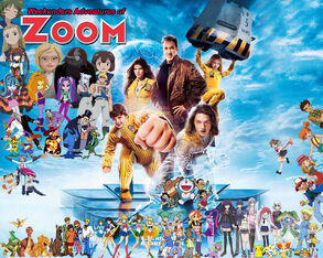 Weekenders Adventures of Zoom (redo)