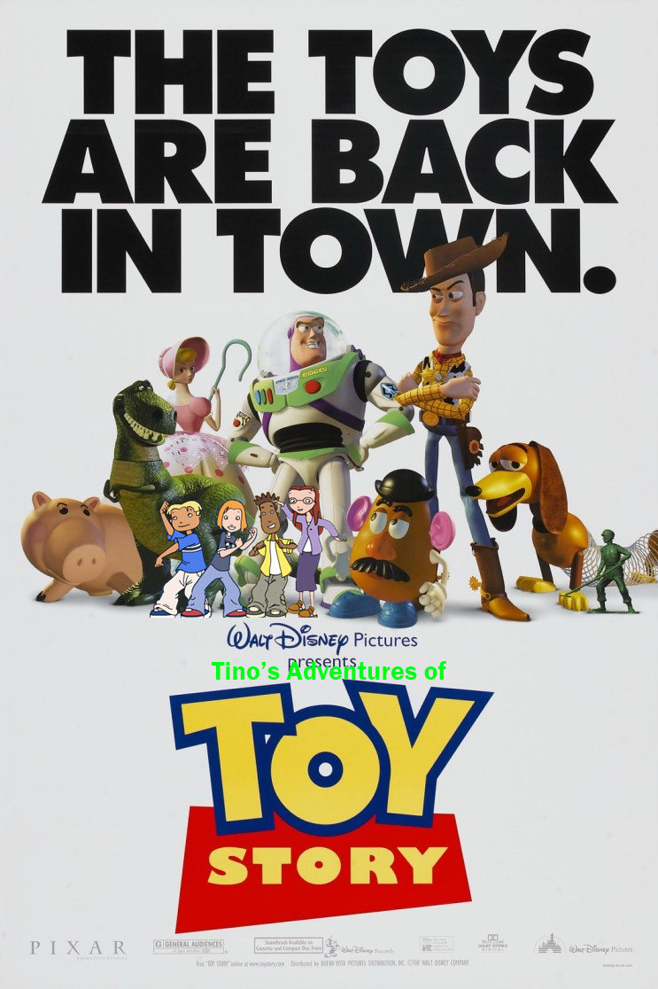 Tinos Adventures Of Toy Story Poohs Adventures Wiki Fandom