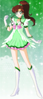 Celestial Sailor Jupiter