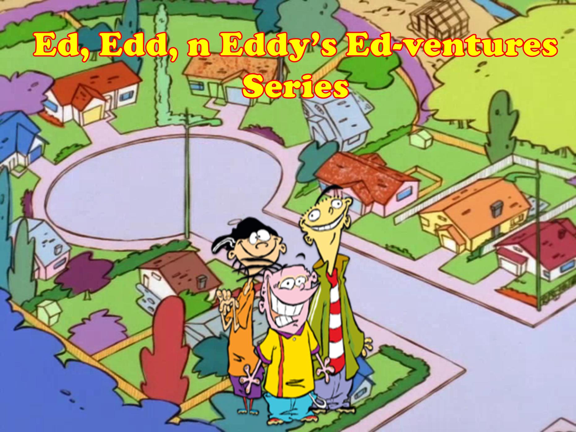 ed edd and eddy complete series
