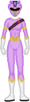 Harmony Force Magic Ranger