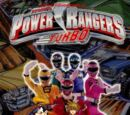 Sora's Adventures of Power Rangers Turbo