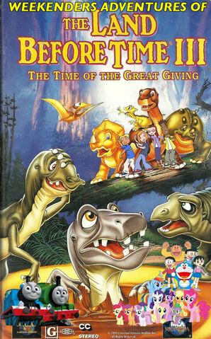 File:Weekenders Adventures of The Land Before Time III (Remake).jpg