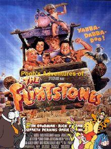 Pooh's Adventures of The Flintstones Movie Poster