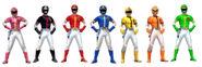 Seven dyan rangers 2
