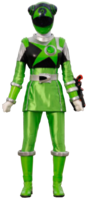 Green Lizard Ranger