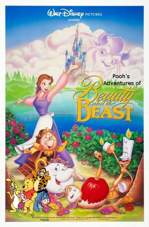 Pooh's Adventures of Beauty and the Beast poster