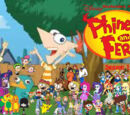 Tino's Adventures of Phineas and Ferb