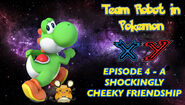Episode 4 - A Shockingly Cheeky Friendship Poster