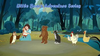Little Bear's Adventure Series logo
