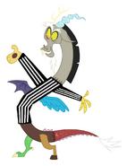 Discord as a Referee