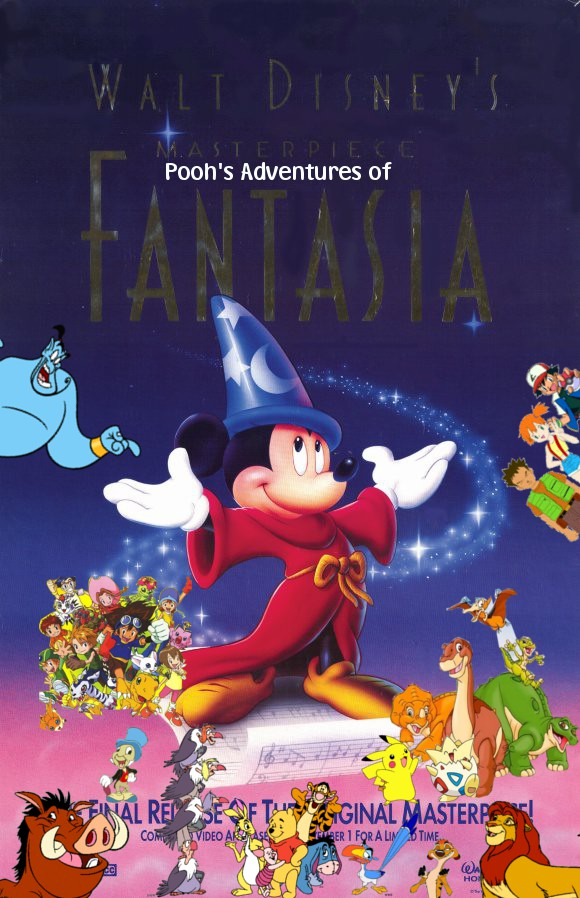 Pooh's Adventures of Fantasia
