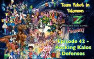 Rocking Kalos Defenses Poster