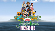 Pooh's Adventures of Thomas & Friends - Misty Island Rescue - Sora and his friends promo