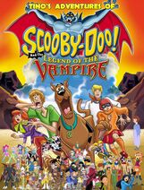 Tino's Adventures of Scooby-Doo & the Legend of the Vampire Poster