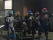 Teenage Mutant Ninja Turtles 2001