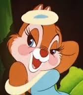 Clarice, female chipmunk