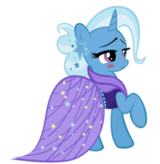 Trixie at the gala by alex4nder02-d4zblja