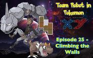 Climbing the Walls Poster