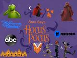 Sora Says Hocus Pocus