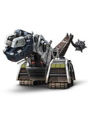 Dinotrux d-structs