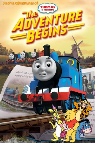 File:Pooh's Adventures of Thomas and Friends - The Adventure Begins Poster.jpg