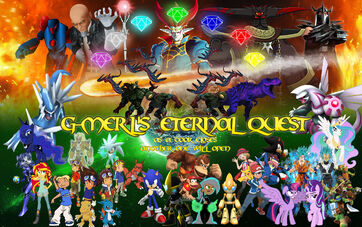G-Merl's Eternal Quest Remake