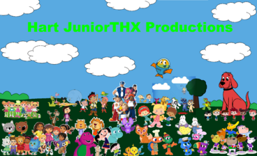 Hart JuniorTHX Productions 2nd logo