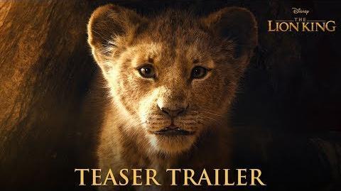 The Lion King Official Teaser Trailer-0