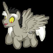 Discord's Alicorn Form