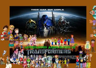 Weekenders Adventures of Transformers-0